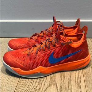Nike Zoom Air Orange Blue Sneaker NY Mets